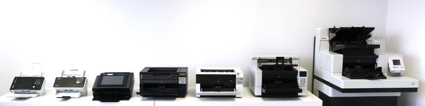 Scanner Kodak